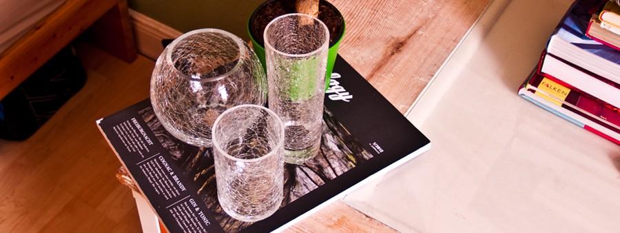 Gläser und ihre Haptik. Welchen Einfluss haben Gläser auf den Trinkgenuss?