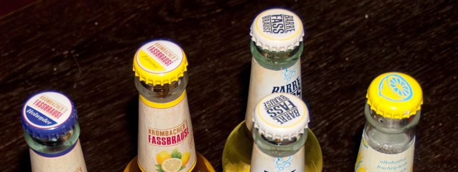 Fassbrause. Der neue Alkoholfreie Sommertrend?